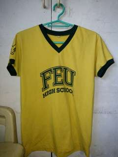 FEU SHS P.E UNIFORM