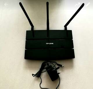 TP Link N750 Dual Band Router, Home WiFi