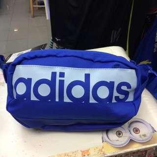 有門市~ADIDAS LINEAR PERFORMANCE WAIST BAG WAISTPACK 腰包 F5012