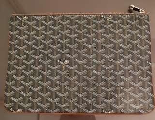 🚚 BN Leather Clutch / Document Bag!