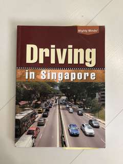 PDVL/TDVL Driving in Singapore Textbook