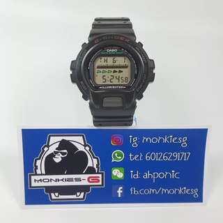 USED G-Shock DW-6600-1 (Vintage)