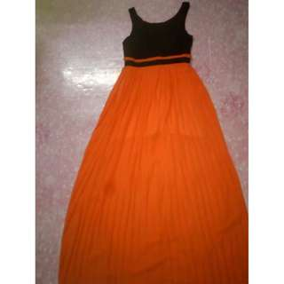 Pre loved LONG DRESS Small to PLUS size