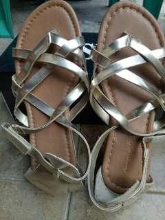 Sepatu sendal anak import