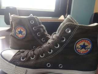 """Converse All Star Vintage Washed Twill """"Pineneedle"""""""