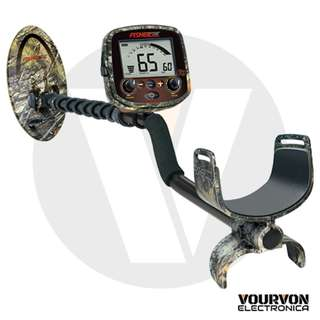Fisher F19 LTD Camogreen - Gold Detector and Metal Detector