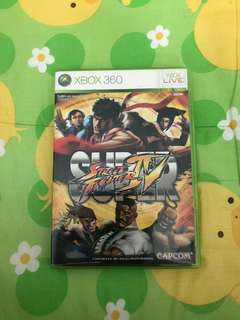 SSF IV Super street fighter 4