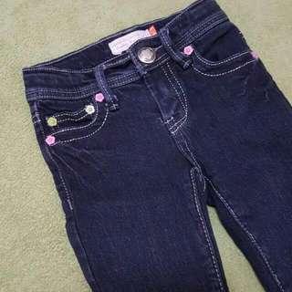 Girl's Jeans (2-3yo)