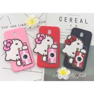 Hello Kitty Slim Silicon Case
