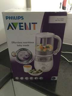 Baby food maker 4-in-1