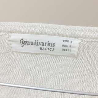 (disc 25%) stradivarius sweater knit