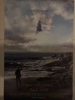 Miss Peregrine Movie Poster