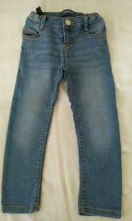 old navy skinny jeans 4t for girls