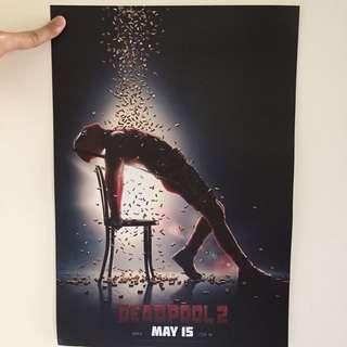 死侍 2 電影海報 5月15日版本