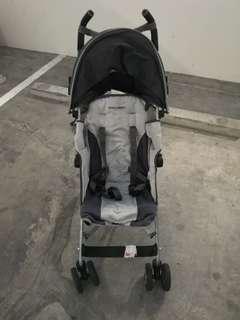 Maclaren branded stroller