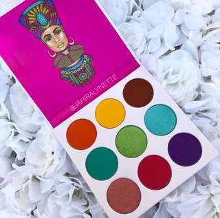 [PO✨] Juvias Place The Zulu Eyeshadow Palette Preorder Po Spree (Take 1week to Arrived)