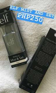 Elf mist and set