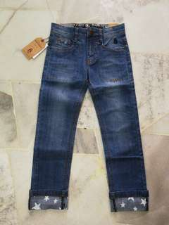 Half Price Hush Puppies Kids Jeans