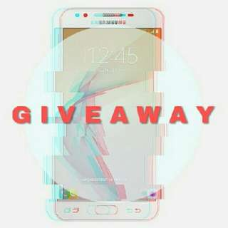 GIVE AWAY SAMSUNG J7