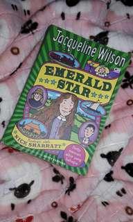 Jacqueline Wilson GM Emerald Star