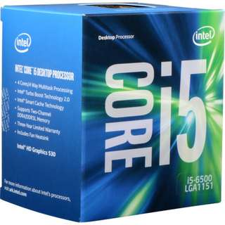 Intel Core i5-6500 CPU
