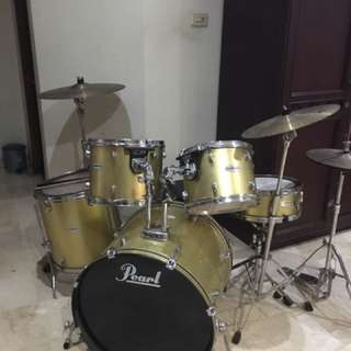 Drum set Pearl Forum FZ