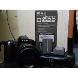Nikon D90+accessories for sell