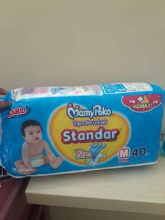 pampers mamy poko