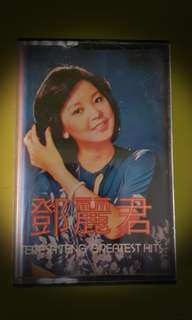 Cassette  chinese song,English song mix