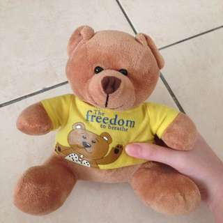 [CLEARANCE] Cute Baby Brown Bear Soft Stuffed Toy 🐻
