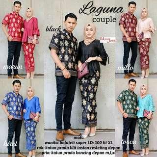 Batik Couple Set