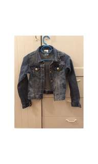 H&M Girls Denim Jacket