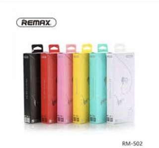 Remax RM 502 Crazy Robot Earpiece