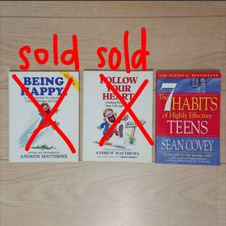 Self-Help Books for Young Adults