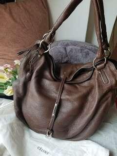 Celine Vintage leather bag