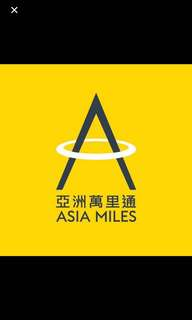 Asia miles 30000 miles
