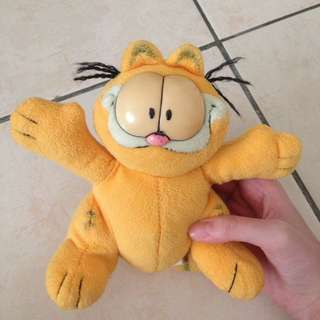 [CLEARANCE] Garfield Soft Stuffed Toy