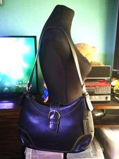 NICOLE MILLER Leather Hand Bag