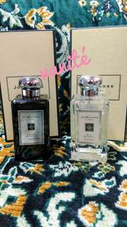 His & Hers Jo Malone Cologne