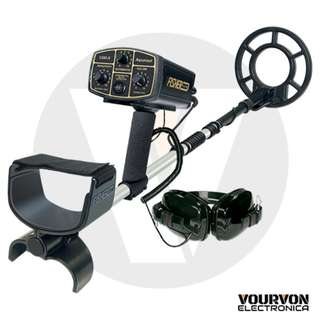 Fisher 1280X - Gold Detector and Metal Detector