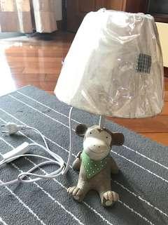 可愛猴子燈