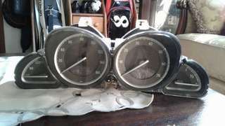 Mercedes-Benz speedometer R230 SL350/500