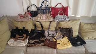 ARRIVED! FOR UPLOAD NEXT WEEK! All Auth Coach Bags Michael kors kate spade