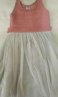 little miss dress, size 4