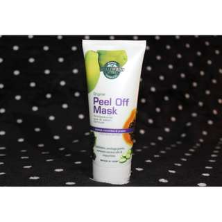 Peel Off Mask Hollywoo Style