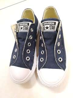 New Authentic Converse Kids All Star Sneakers