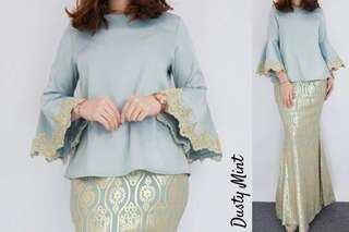 RANIA LACE SONGKET SET PO