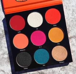 [PO✨] Juvias Place The Festival Eyeshadow Palette Preorder Po Spree