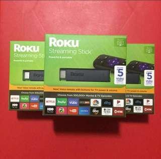 Roku streaming stick 3800 / Roku 3800 / Roku 3800R / Roku 3800RW