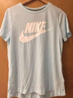 Authentic Blue Nike Top